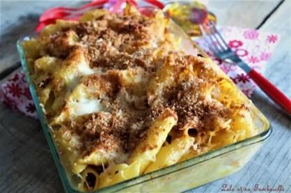 Gratin de pâtes au chorizo (3)