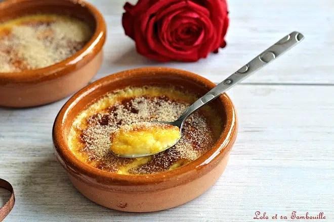 Crèmes catalanes
