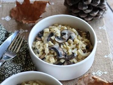 Crozettos aux champignons (6)