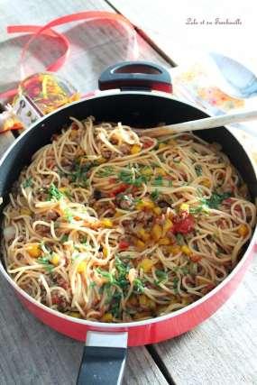 Spaghettis à la