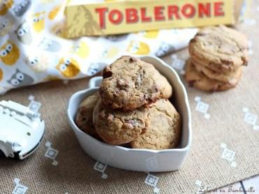 Cookies au toblérone (4)