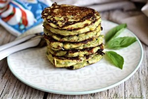 Galettes moelleuses courgettes
