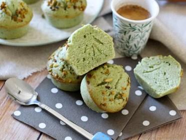 Muffins à la pistaches (6)