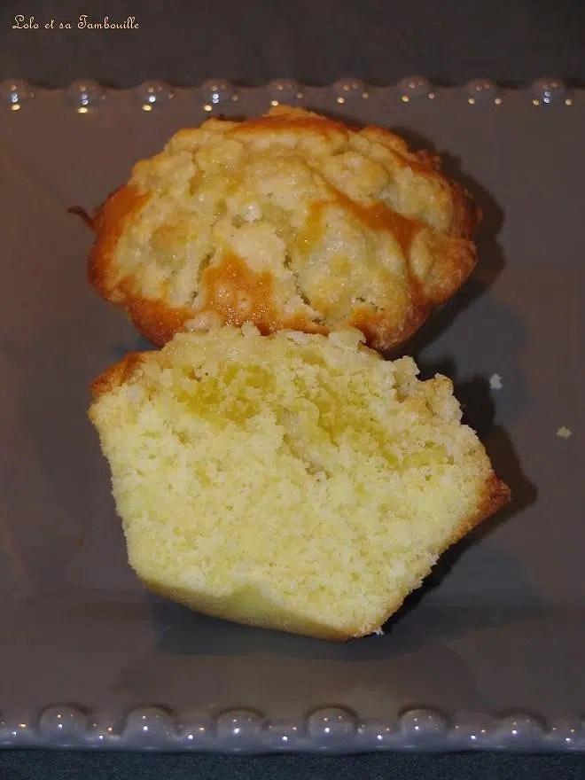Cupcakes crumble