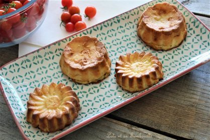 Quichettes sans pâtes au jambon, tomates & moutarde (2)