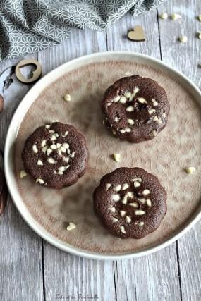 Fondants aux deux chocolats (5)