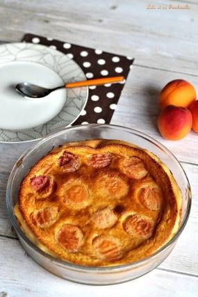 Clafoutis aux abricots(8)