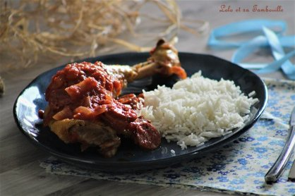 Poulet au chorizo (4)