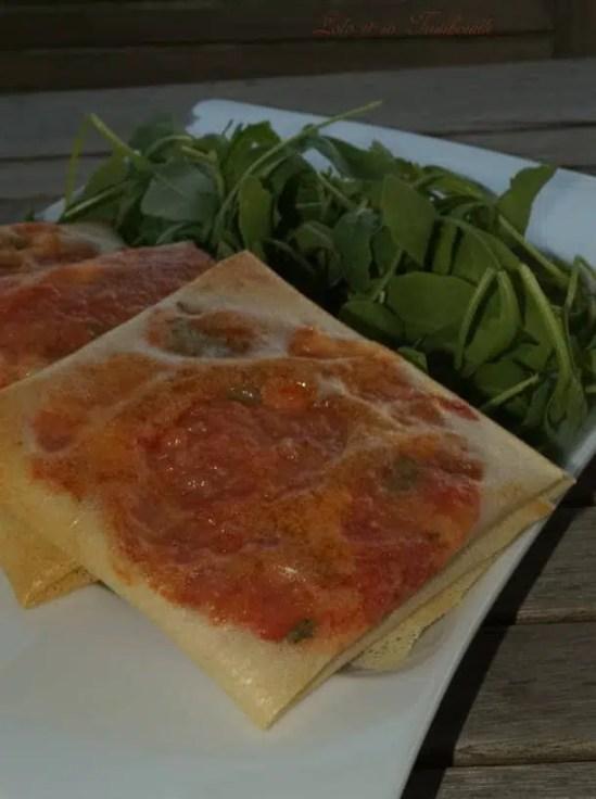 Croustillants tomate et mozzarella (1)