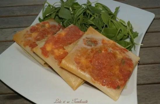 Croustillants tomate et mozzarella (2)