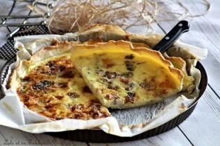 Quiche au roquefort & noix (3)