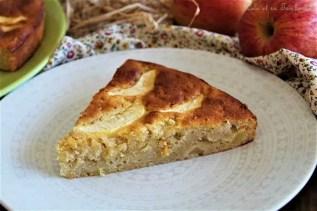 Moelleux aux pommes & cannelle (4)