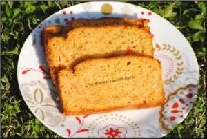 cake aux abricots afaurore