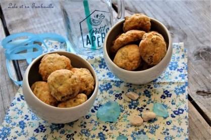 Cookies roquefort & noix (2)