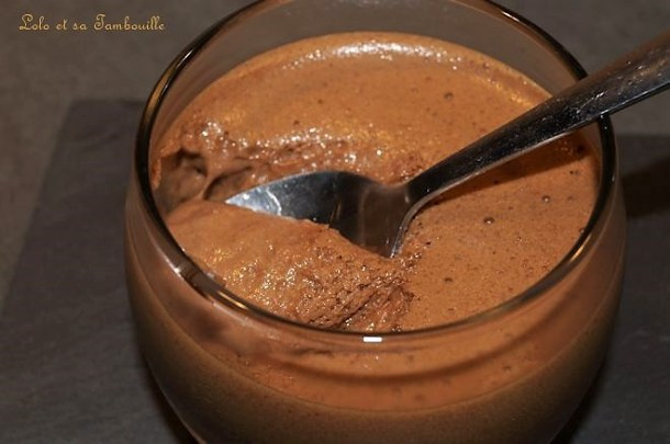 Mousse au chocolat & carambars