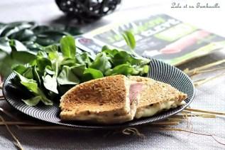 Croque monsieurs jambon & comté (3)