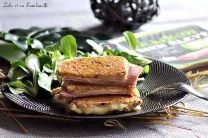 Croque monsieurs jambon & comté (5)