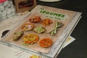 Livre recette Les Légumes