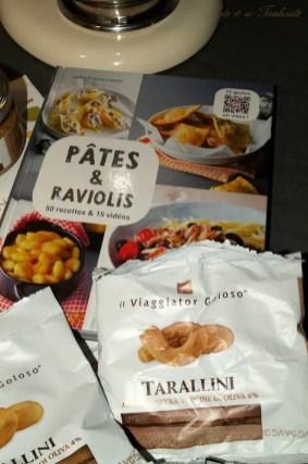 Livre Pâte fraîches & raviolis