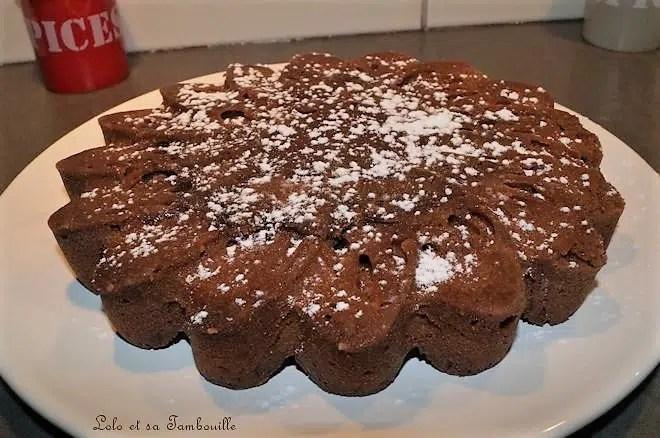 Gateau Au Chocolat Au Micro Ondes Lolo Et Sa Tambouille