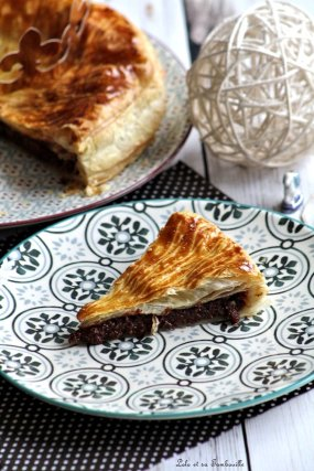 Galette à la frangipane au chocolat (4)