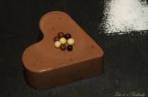 Flans au chocolat & crème d'amande (5)