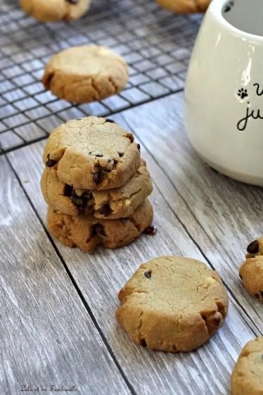 Cookies pâte de spéculoos & pépites de chocolat (3)