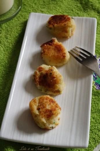 Croquettes de poisson blanc (5)