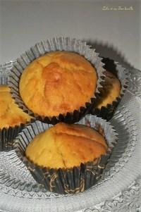 Muffins à la clémentine....