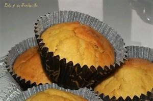 Muffins aux clémentines