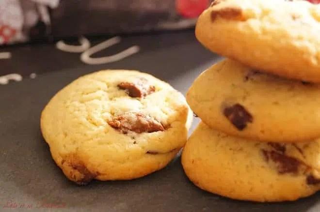 Cookies aux trois chocolats (4)