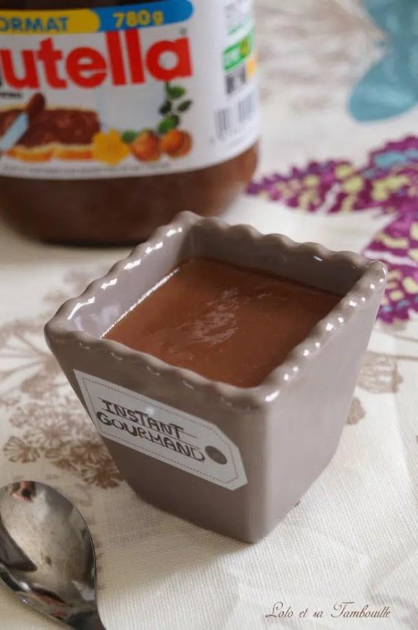 Crèmes au Nutella®