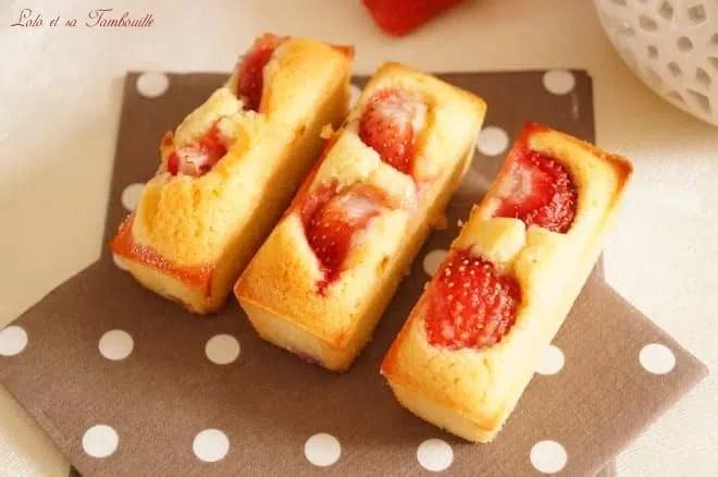 Financiers aux fraises (6)