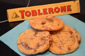 cookies au toblérone fanny