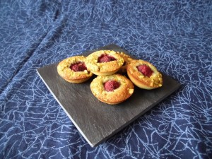 moelleux pistache framboise michelle