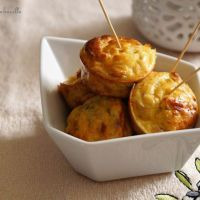 Bouchées au thon & fromage frais