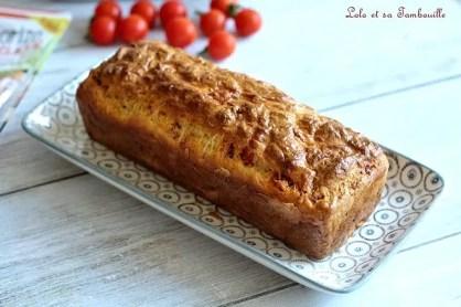 Cake tomates cerises & chorizo (3)