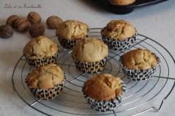 Muffins à la pomme, noix & spéculoos (5)