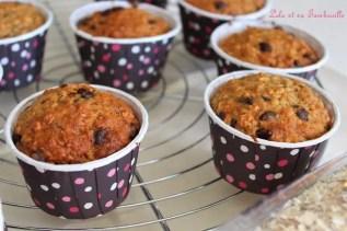 Muffins bananes & flocons d'avoine (1)