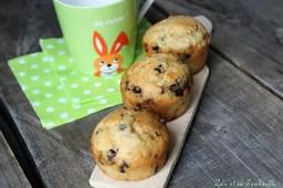 Entre le muffins...