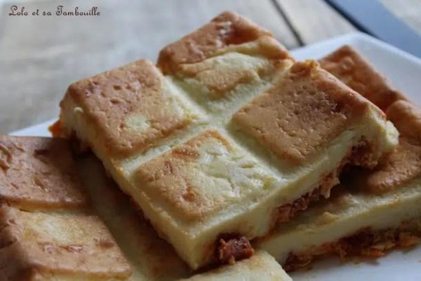 Quiche sans pâte aux aillets & chorizo