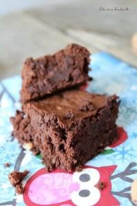 Brownie au chocolat & courgette (8)