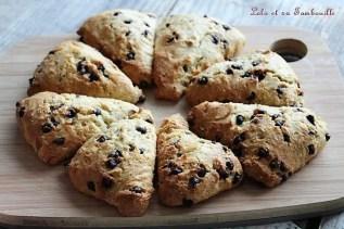 Scones aux pépites de chocolat (2)