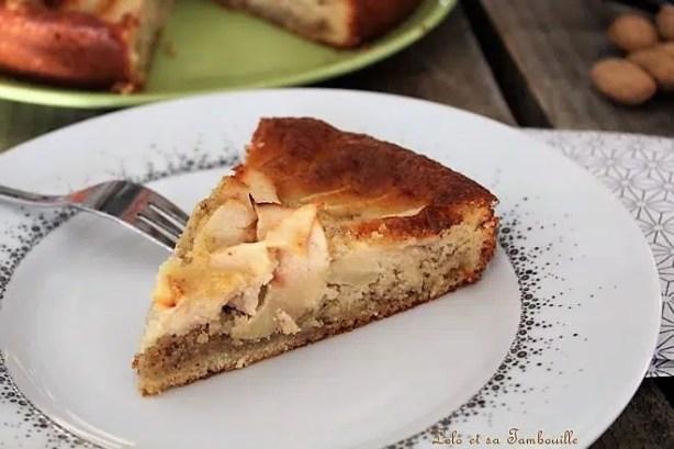 Un gâteau tout en douceur & gourmandise...