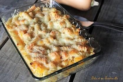 Gratin de pâtes au butternut & comté (2)