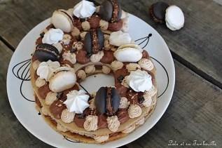Number cake au chocolat (2)