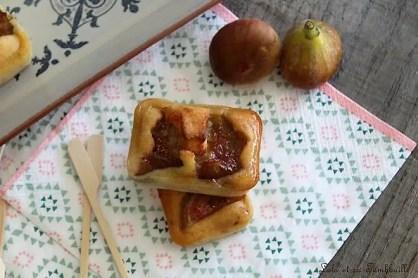 Cakes aux figues & comté (1)