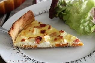 Quiche à la butternut & feta (2)