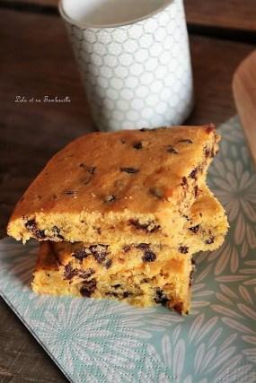 Carrés au butternut & pépites de chocolat (5)