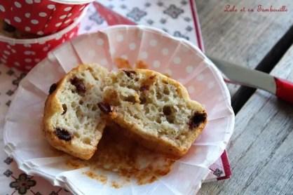 Muffins aux bananes & pépites de chocolat {allégés} (10)